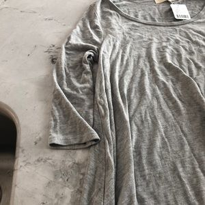 NWT Urban Outfitters 3/4 sleeve flowy top